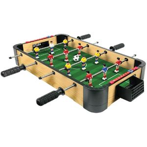 Merchant Ambassador Wood Tabletop Football/Foosball/Soccer [50 cm]