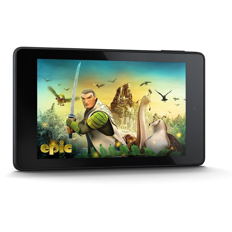 Amazon Kindle Fire HD 6 8GB Wi-Fi Black Tablet