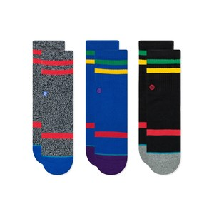 Stance Bounce Junior Socks Multicolor [3 Pack]