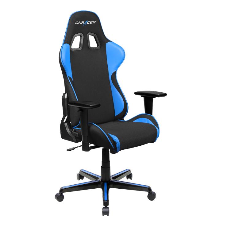... DXRacer Formula Series Black/Blue Gaming Chair ...  sc 1 st  Virgin Megastore & DXRacer Formula Series Black/Blue Gaming Chair | Other Gaming ...