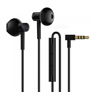 Xiaomi Mi Dual Driver In-Ear Earphones Black