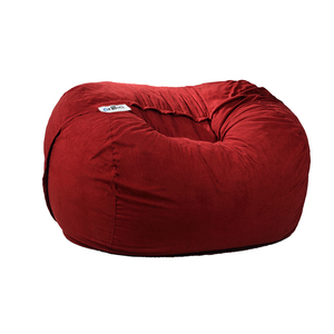 Ariika Big Sac Burgundy Sabia Bean Bag