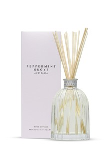 Peppermint Grove Patchouli & Bergamot Diffuser 200ml