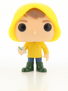 Funko Pop It S2 Georgie With Boat Vinyl Figure