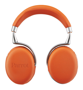 Parrot Zik 2.0 Orange Wireless Headphones