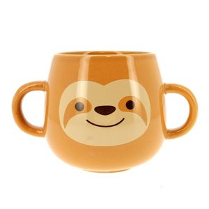 Blueprint Happy Zoo Just Hangin' Mug Sloth