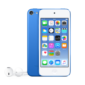 iPod Touch 64GB Blue [6th Generation]