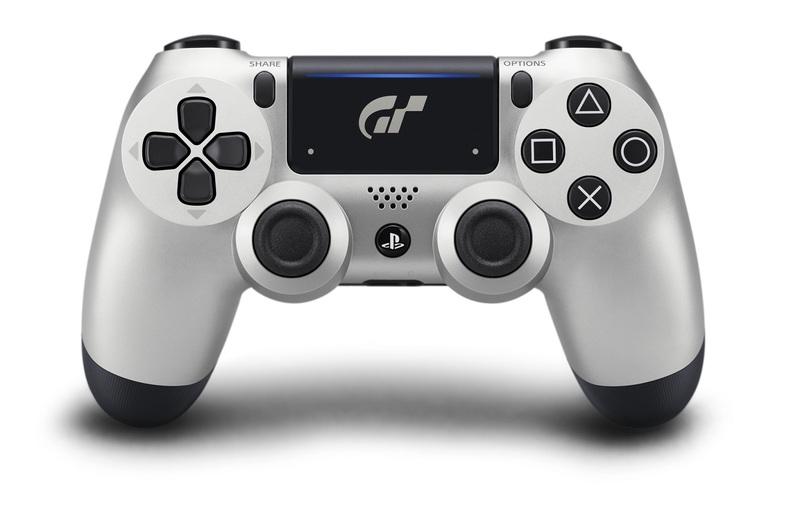 5f7d0adb3e9 Sony Dualshock 4 Gran Turismo Sport Edition