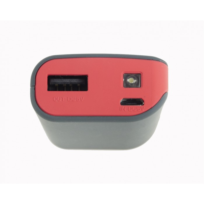 Cygnett Chargeup Sport 4400Mah Grey/Red