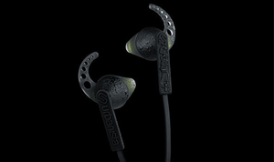 Urbanista Rio Dark Clown Black In-Ear Earphones