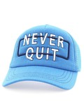 B180 Never Quite 2 Unisex Cap Blue