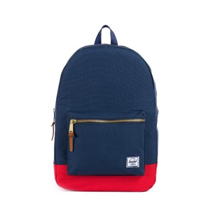 Herschel Settlement Navy/Red Backpack