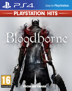Bloodborne - PlayStation Hits - PS4