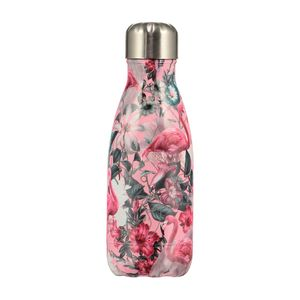 Chilly's Bottles Tropical Flamingo Water Bottle 260ml