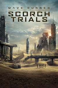 Maze Runner: The Scorch Trials [4K Ultra HD + Blu-Ray]