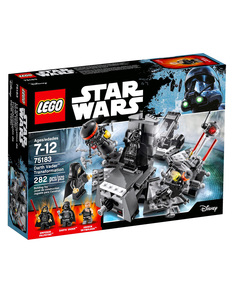 Lego Star Wars Darth Vader Transformation 75183