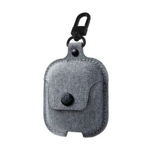 Twelve South AirPods Airsnap Case Light Gray Twill