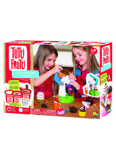 Tuti Fruti Ice Cream Maker Modeling Dough Playset