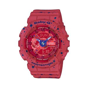 Casio BA-110ST-4ADR Baby-G Watch