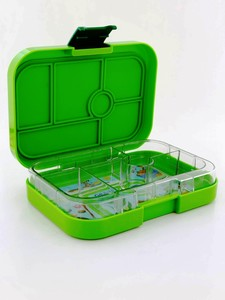 Yumbox Original Lunchbox Avocado Green [6 Compartments]