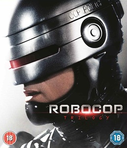 Robocop Trilogy Remastered [3 Disc Set]