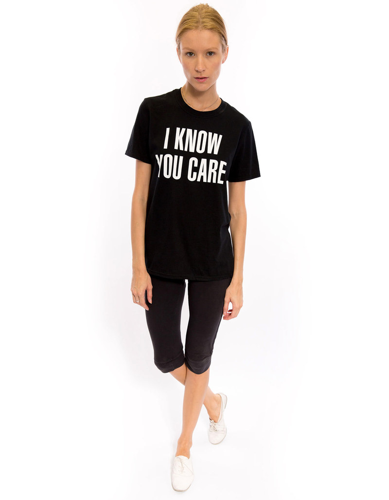 Beyonce I Know Your Care Black Women'S T-Shirt L