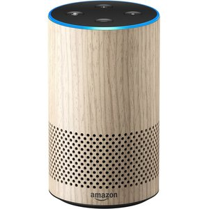 Amazon Echo Smart Speaker Oak [2nd Generation]