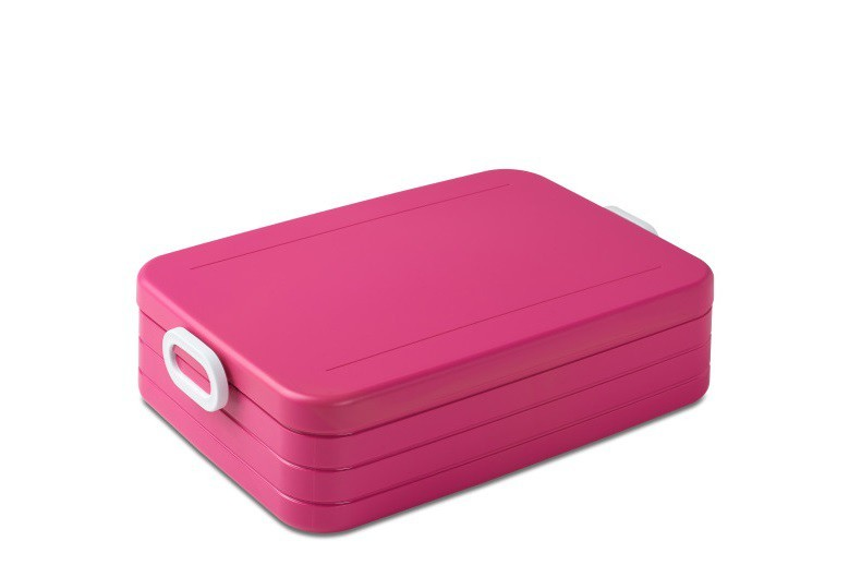 Rosti Mepal Lunchbox Take A Break Large Pink