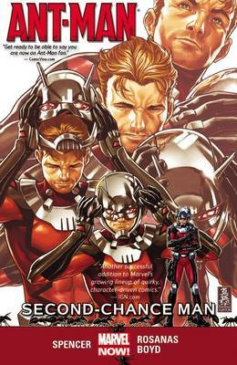 Ant-Man: Volume 1: Second-Chance Man