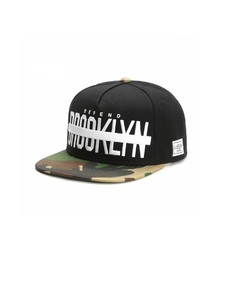 Cayler & Sons Wl Brooklyn Soldier Black/Woodland/White Cap