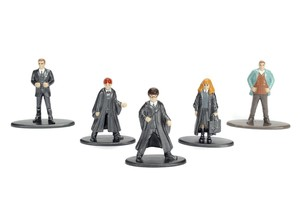 Nano Metalfigs Harry Potter Figures Wave 1.1 [Set of 5]
