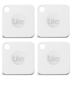Tile Mate Key Tracker [4 Pack]