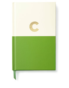 Kate Spade Dipped Initial Collection C Journal