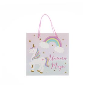 Just 4 Kids Multi 6 Unicorn Magic Collection Small Gift Bag