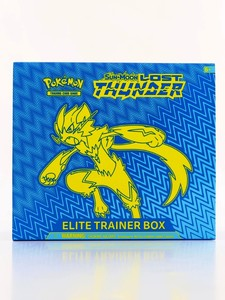 Pokemon TCG SM8 Lost Thunder Elite Trainer Box