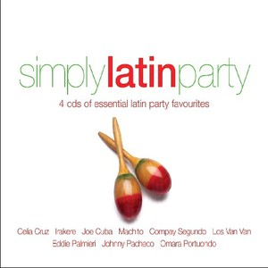 SIMPLY LATIN PARTY / VARIOUS (UK)