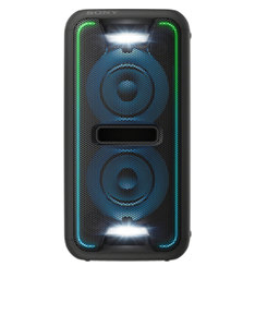 Sony Gtkxb7 Portable Bluetooth Black Home Audio System