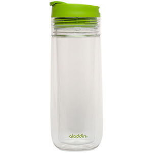 Aladdin Insulated On-The-Go Tea Infuser 0.35L Fern