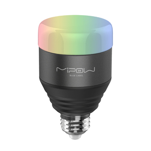 Mipow Playbulb Smart Light Bulb Black