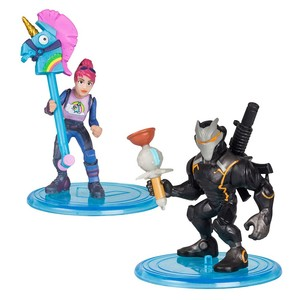 Fortnite Battle Royale Collection S1 Omega & Brite     Bomber 2 Inch Duo Pack