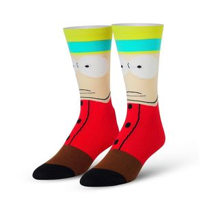 Odd Sox South Park Eric Cartman 360 Knit Unisex Socks Size [6-13]