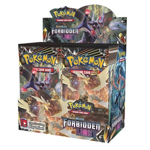 POKEMON TCG SUN & MOON SM6 FORBIDDEN LIGHT BOOSTER [1 PACK]