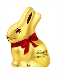 Gold Bunny