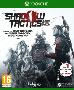 Shadow Tactics: Blades Of The Shogun [Pre-Owned]