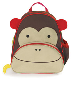 Skip Hop Zoo Kids Backpack Monkey
