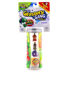 The Grossery Gang Regular Pack W1 S1
