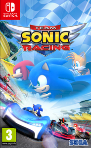 Team Sonic Racing [Pre-owned]