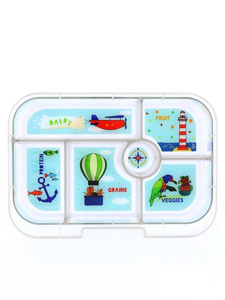 Yumbox Jodhpur Blue Original Lunchbox
