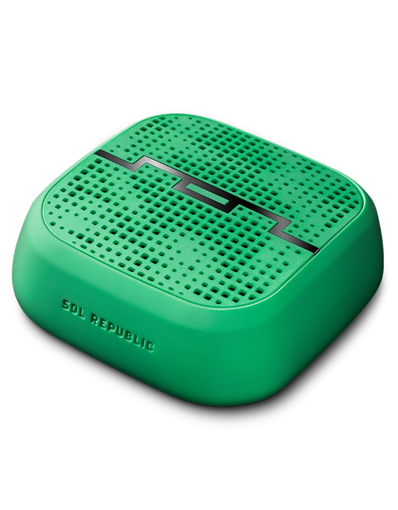 Sol Republic Punk Green Wireless Speaker