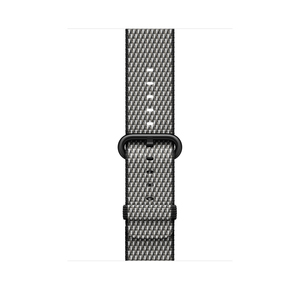 Apple Black Check Woven Nylon for Apple Watch 42mm